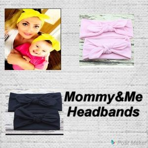 Mommy & Me Matching Headbands